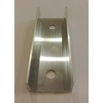 Aluminiowy łącznik  do szyn...