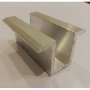 Aluminiowa klema środkowa w...