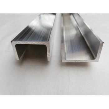 Aluminiowy ceownik 25x15x2...